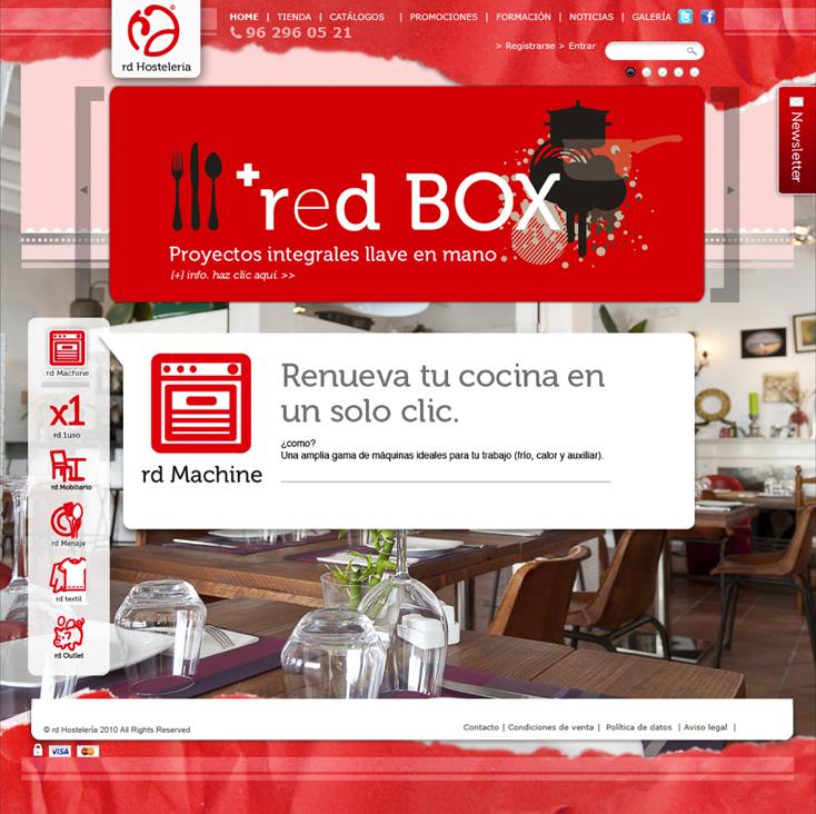 Menaje de cocina tienda menaje hosteleria menaje y for Material hosteleria online