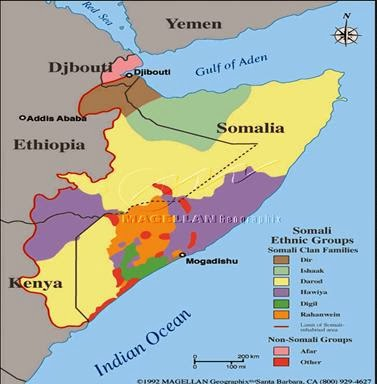 5th World news Somali