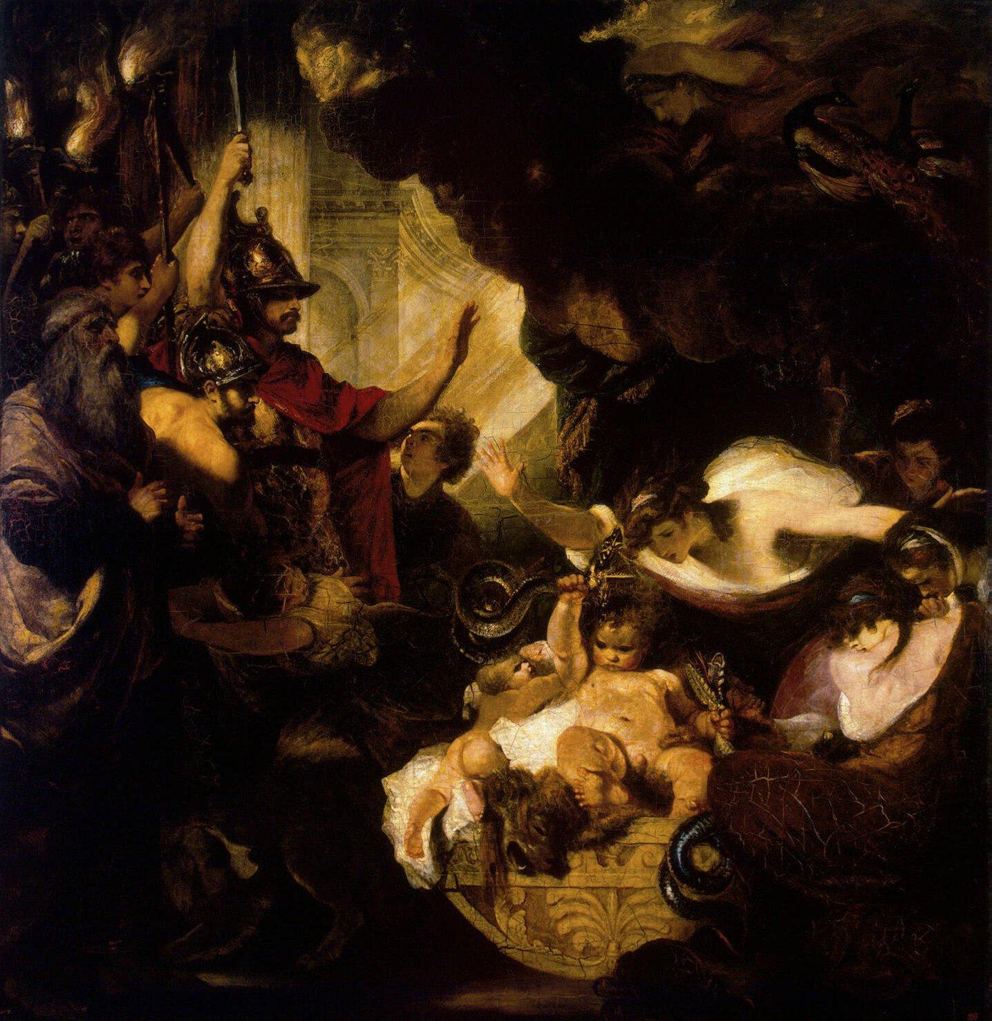 Joshua Reynolds hercule