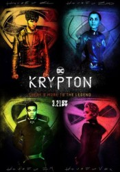 Krypton Temporada 1 audio latino