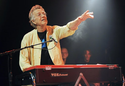 Ray Manzarek - Photo credit: Associated Press - FILE - In this Aug. 16, 2012 file photo, Ray Manzarek of The Doors performs at the Sunset Strip Music Festival launch party celebrating The Doors at the House of Blues in West Hollywood