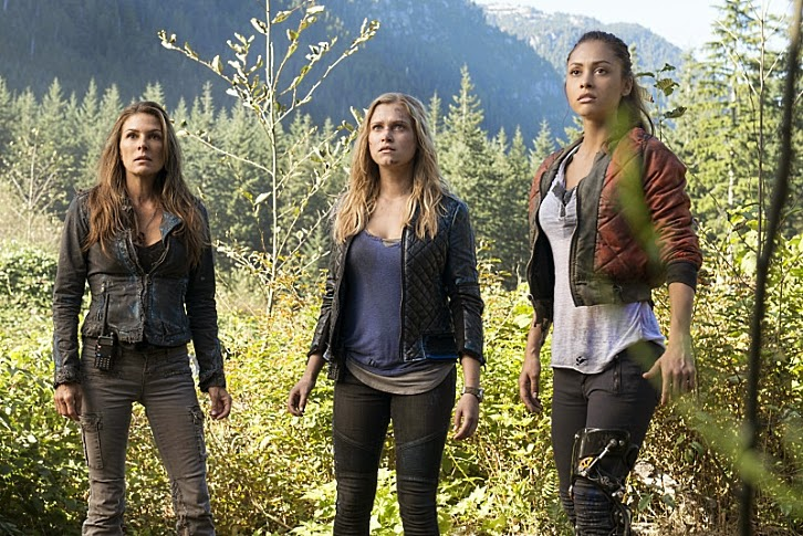 The 100 - Episode 2.06 - Fog of War - Promotional Photos *Updated More*