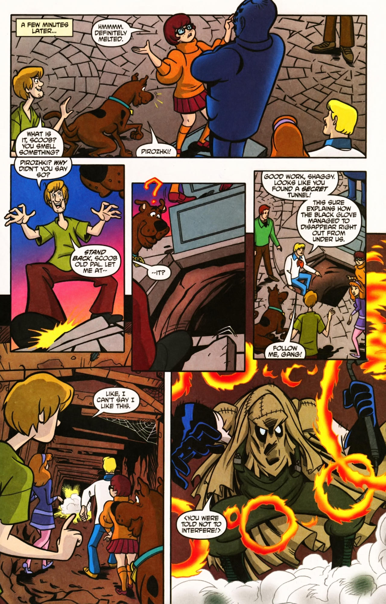 Read online Scooby-Doo (1997) comic -  Issue #146 - 17