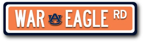 War Eagle Road - For Auburn Tiger Fans