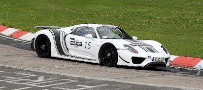 Porsche 918 Spyder Official Pricing Set at $845,000