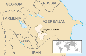 Where is Nagorno-Karabakh?