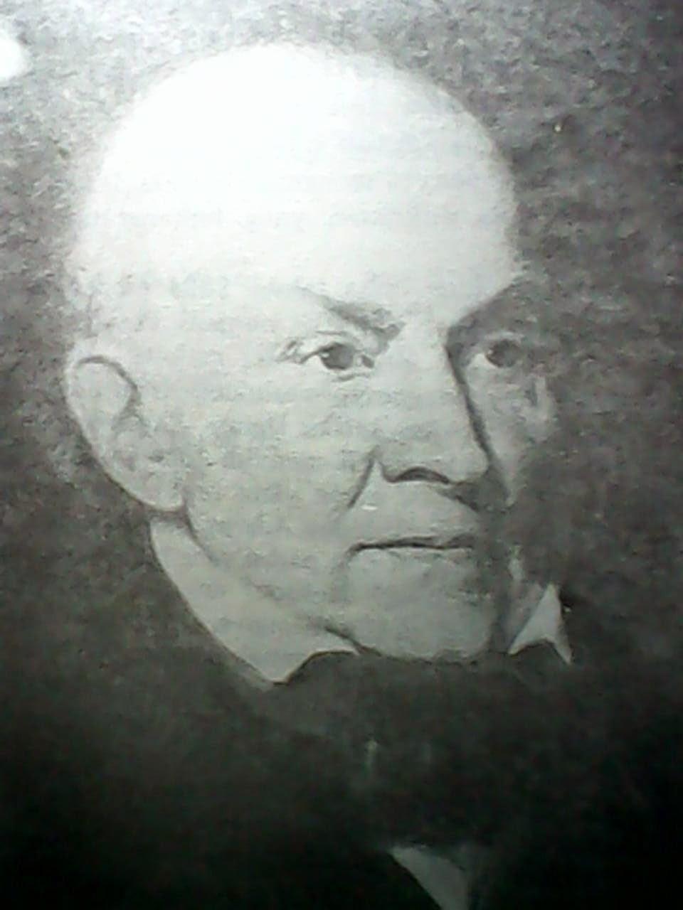 John Quincy Adams Pres A.S. Ke 6 1767 - 1848 (Foto: SP)
