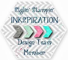 Stylin' Stampin' INKspiration Design Team Memmber