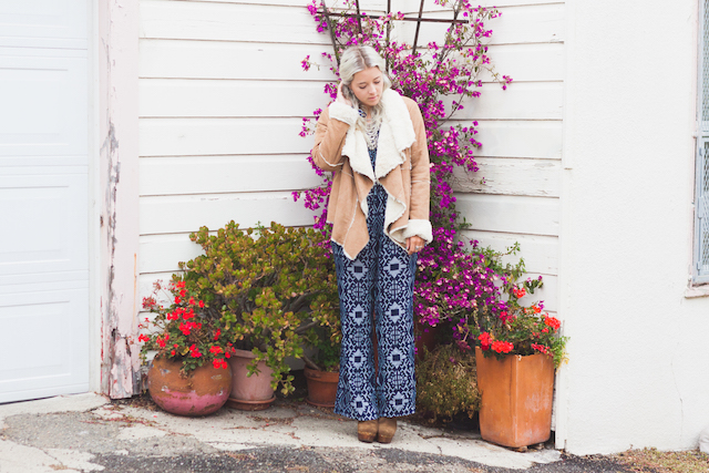 Cozy Warm Boho Style – Outside Lands Festival Style and Outfit Ideas for Outside Lands Festival in San Francisco