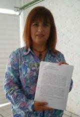Periodista veracruzana denuncia a Juan Antonio Dib ante la PGR