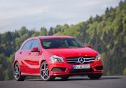 CAR GARAGE . MercedesBenz AClass (2013) . The new dynamic style of . (sport car garage mercedes benz class )