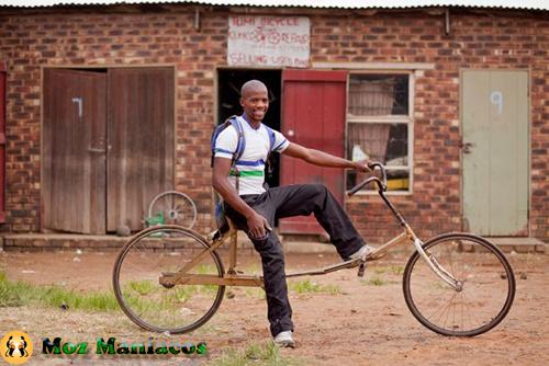 Bicicleta Comprida
