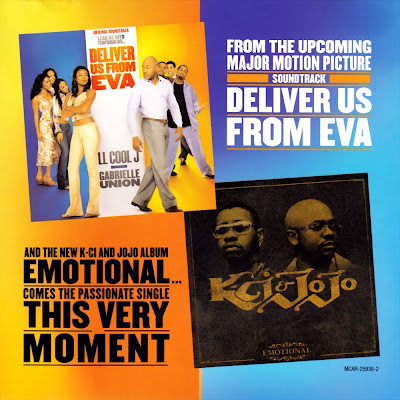 K-Ci & JoJo - This Very Moment (Deliver Us From Eva)-Promo-CDS-2002