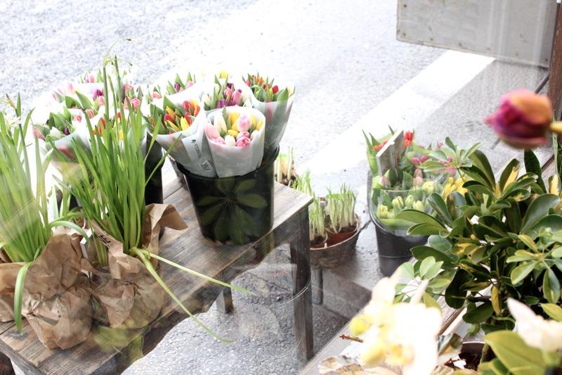keväiset kukkakimput