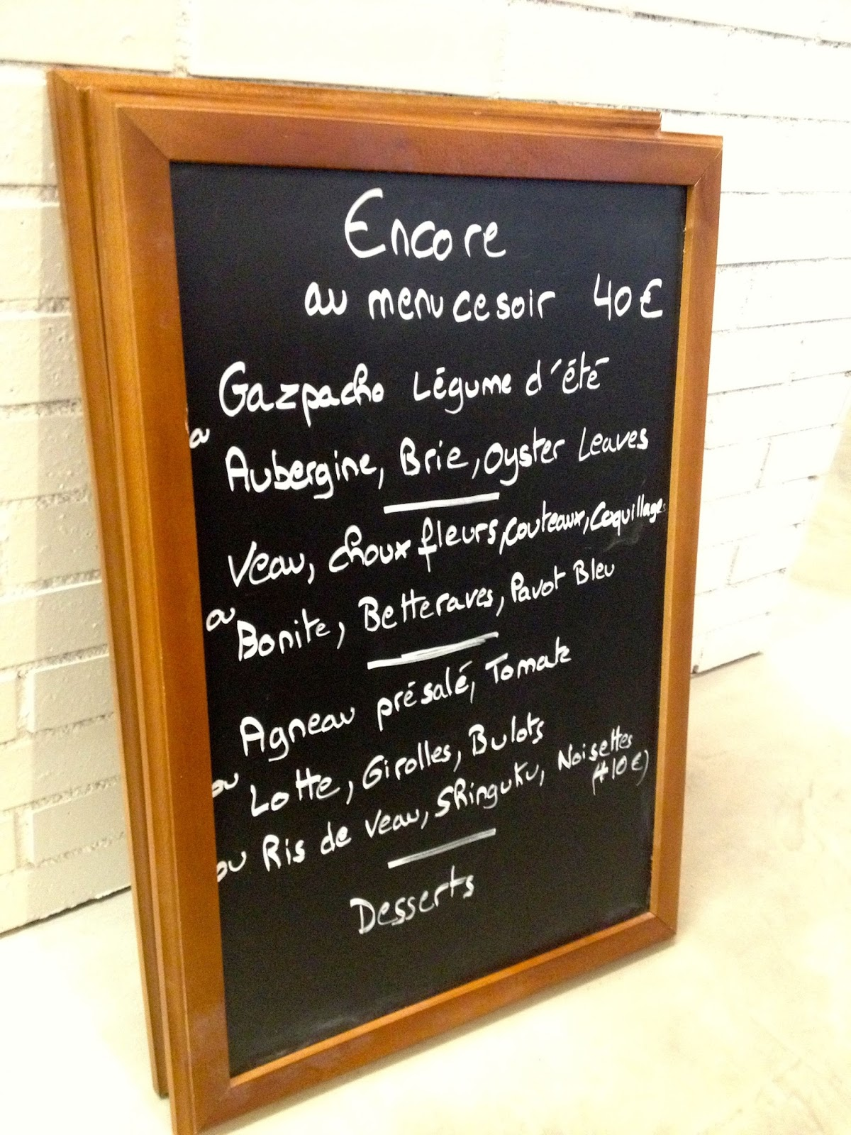 Tables 2 20 search results calendar 2015 for Miroir restaurant paris menu