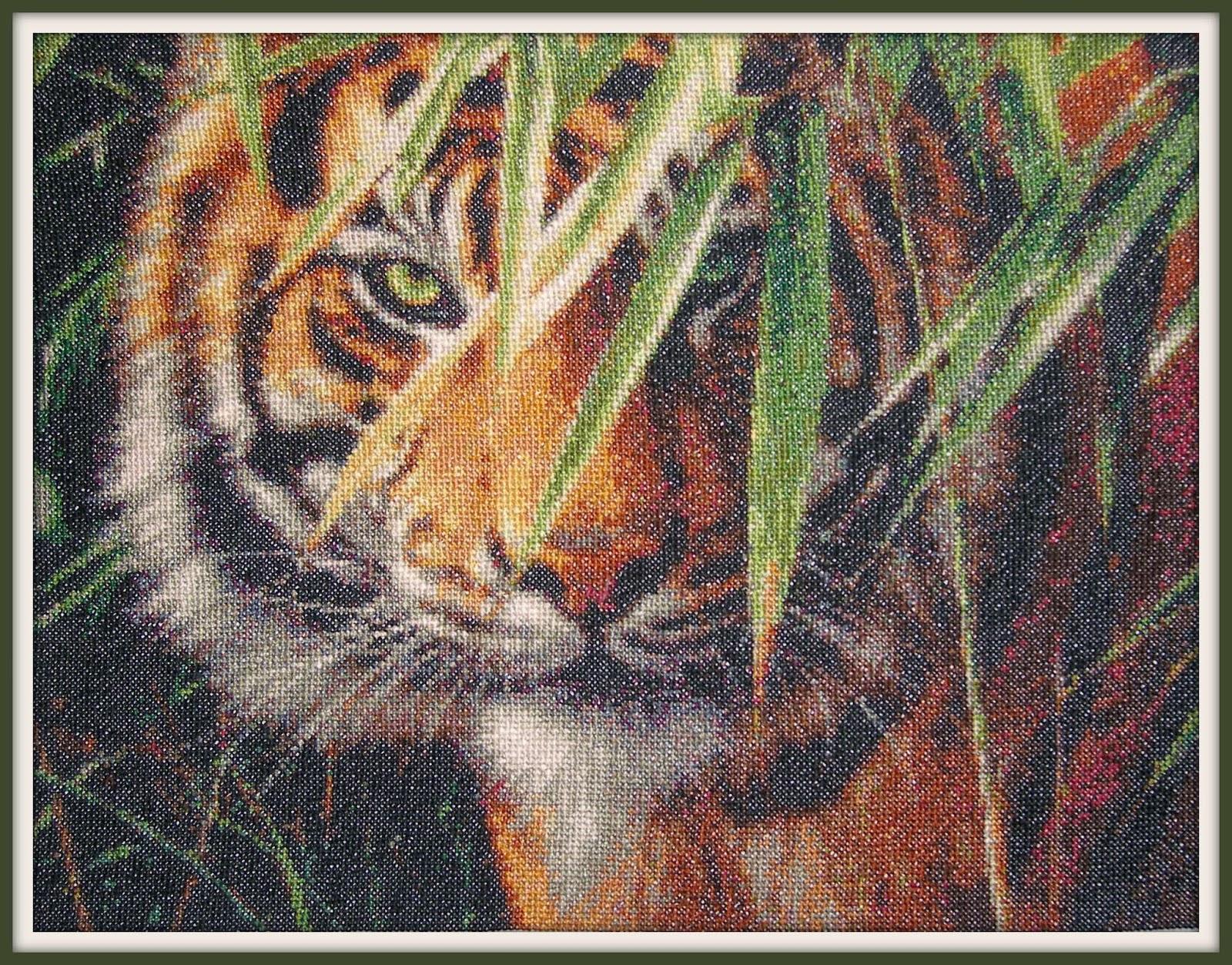Kustom krafts голубоглазый тигр схема