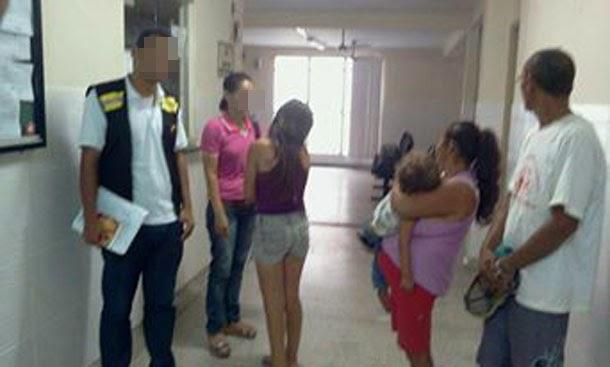 Menina de 12 anos é trocada por vaca em Aracaju.