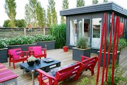 Styla och Pimpa din trädgård