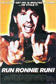 Run Ronnie Run poster movieloversreviews.filminspector.com