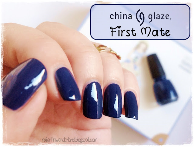 China Glaze First Mate Oje Yorumlarım / Nail Polish Swatch and Review
