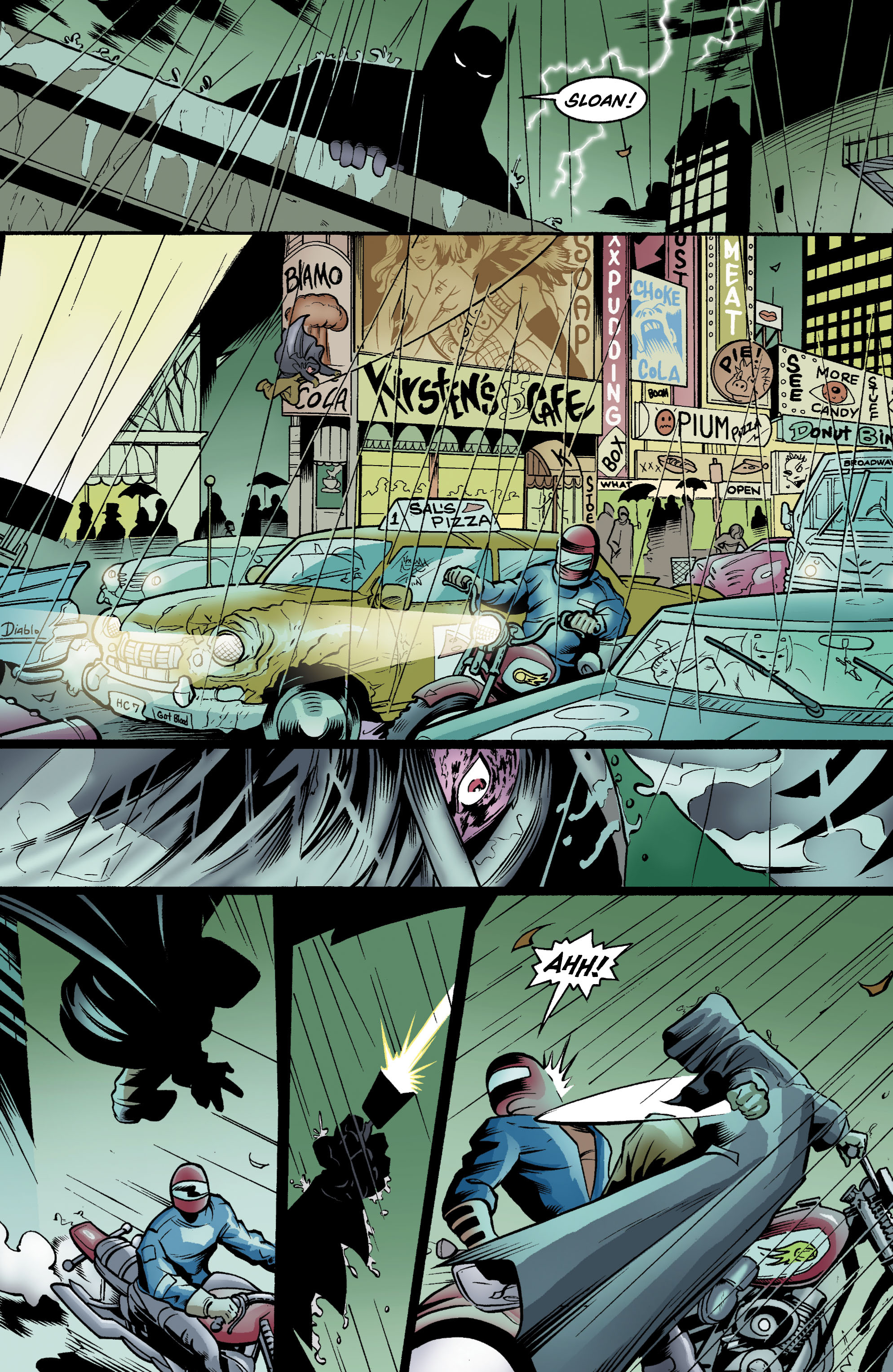 Detective Comics (1937) Issue #779 Page 20