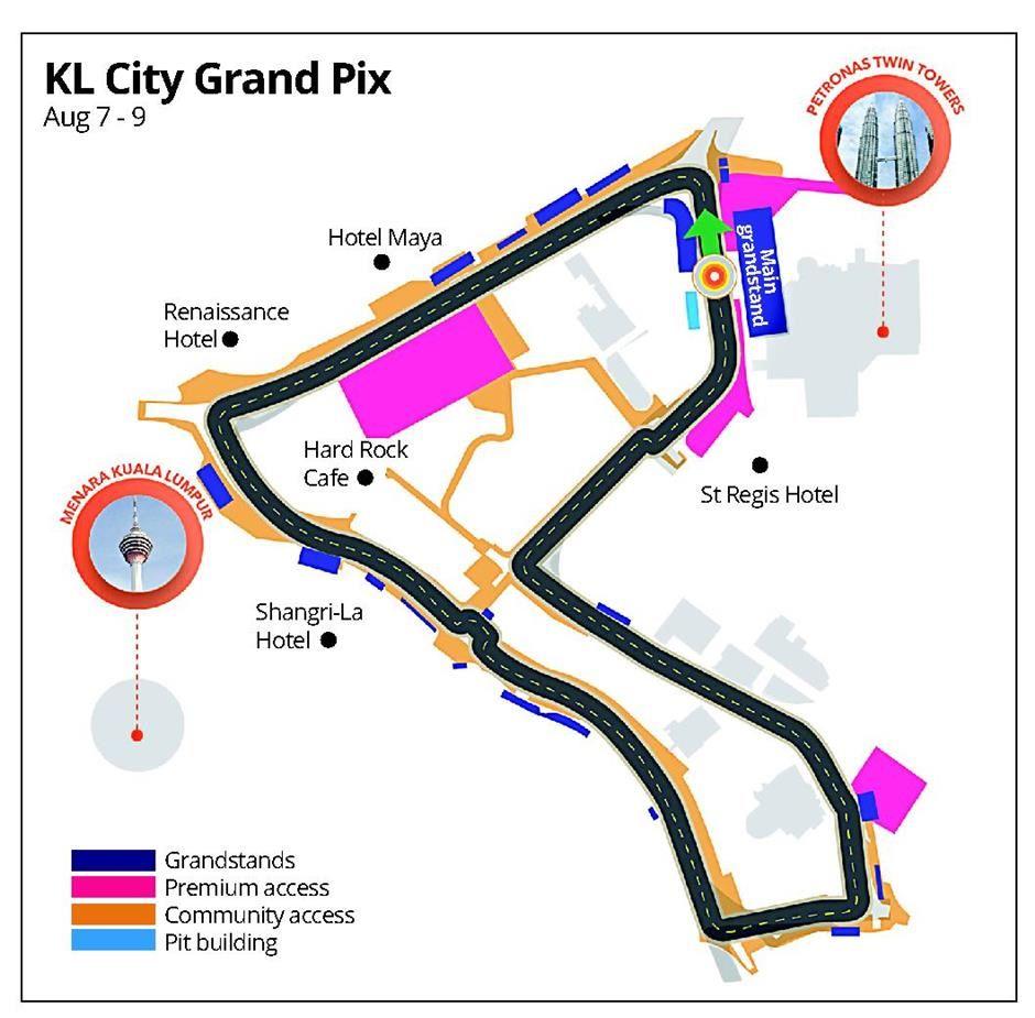 peta Grand Prix KL 2015