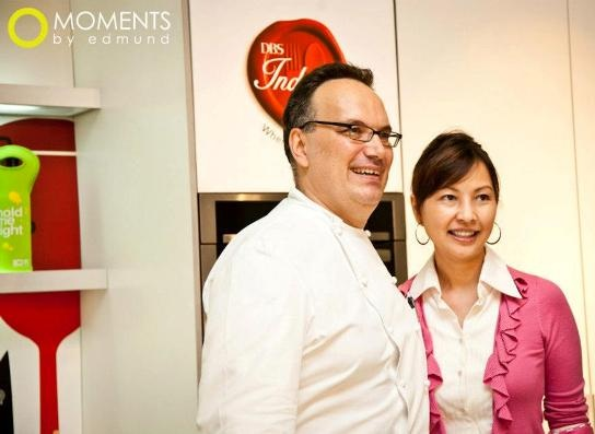dbs chef julien bompard luxury haven