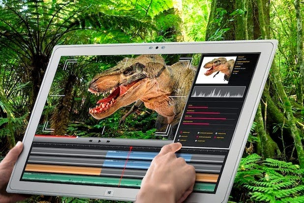моноблок Panasonic Toughpad 4K UT-MB5 во всей красе