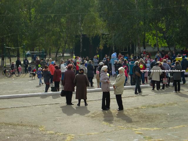 Жизнь в Славянске
