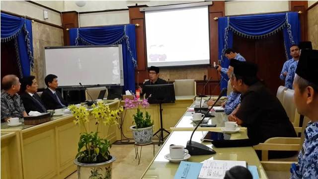PT Hangzhou Boiller Temui Wali Kota Bandung Terkait PLTSa Gedebage