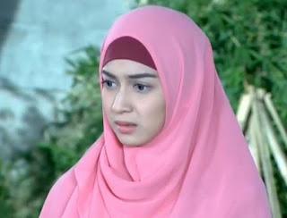 Model Hijab Syari Ala Nina Zatulini Sinetron Pangeran