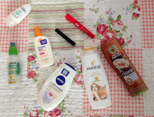 letmecrossover_blog_michele_mattos_blogger_empties_beauty_products_used_up_garnier_herbal_essence