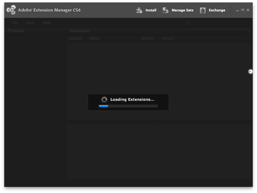 adobe extension
