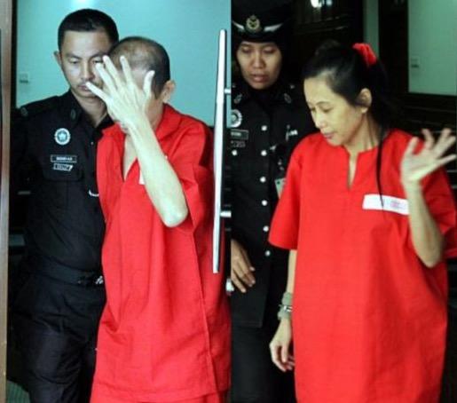 Suami isteri bunuh pembantu rumah terima hukuman mati