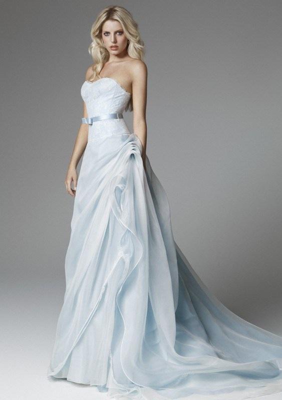 2013 Blumarine Wedding Dresses