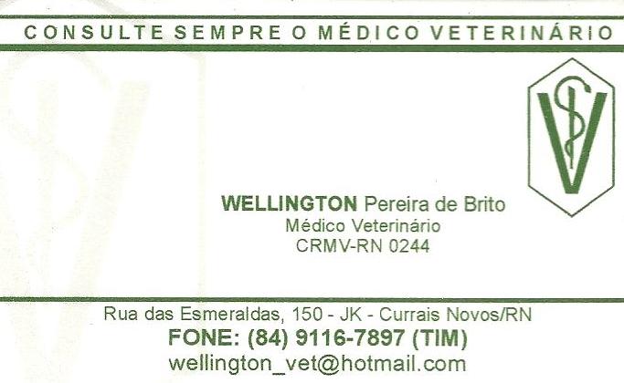 Wellington Médico Veterínário