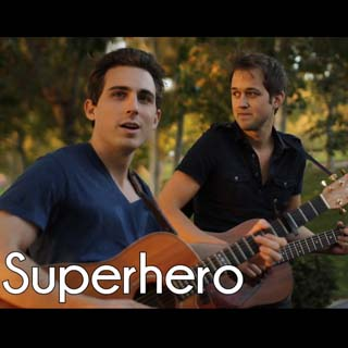 Luke Conard and Landon Austin – Superhero Lyrics | Letras | Lirik | Tekst | Text | Testo | Paroles - Source: musicjuzz.blogspot.com