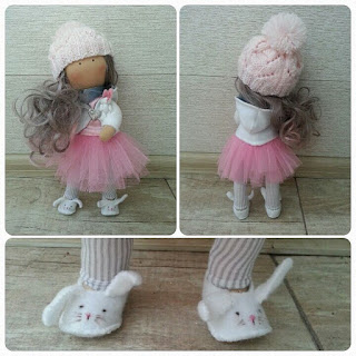кукла в Астане