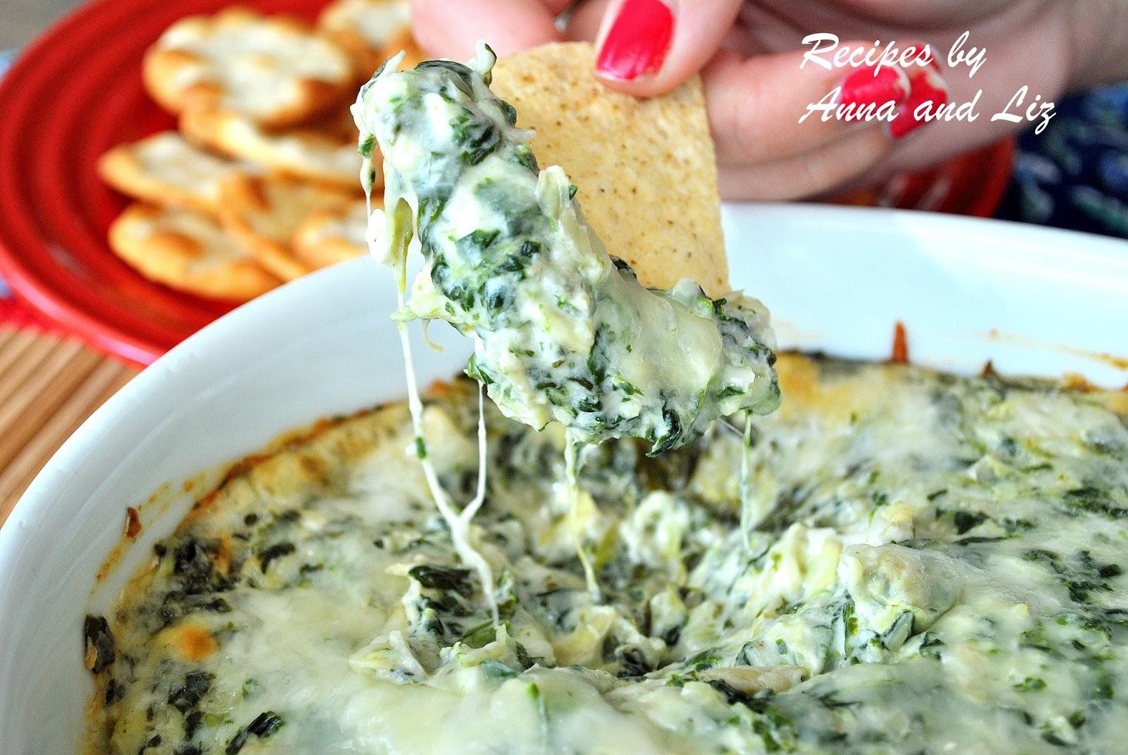 spinach artichoke dip hot artichoke spinach dip artichoke spinach dip ...