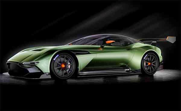 2016 Aston Martin Vulcan Concept Review
