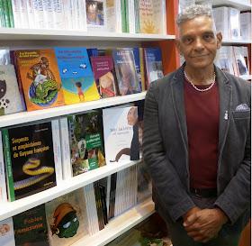 En el Salón del libro de París, en marzo