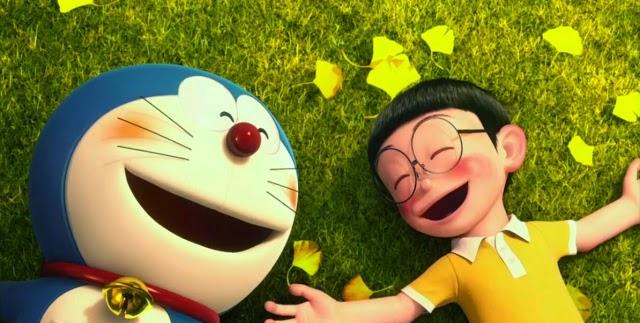 Film anime Doraemon Stand By Me Subtitle Indonesia ,kartun film doraemon terbaru,nobita dan dora emon,