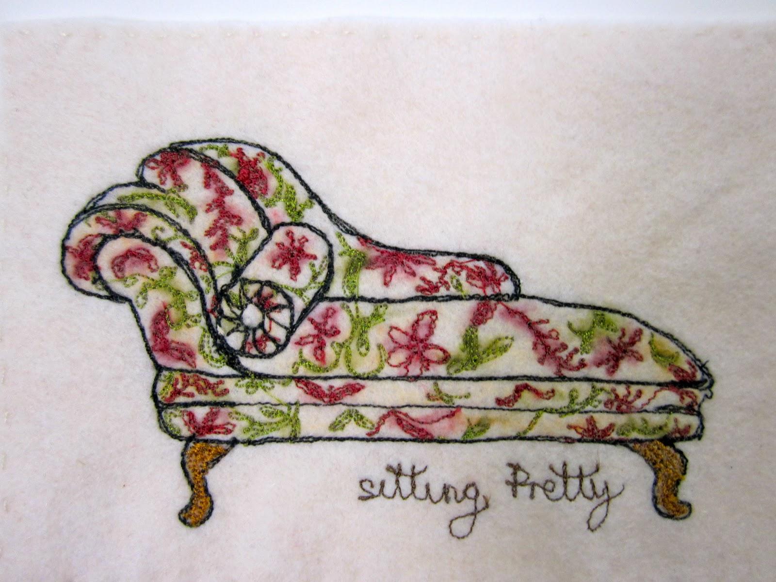 chaise longue marie antoinette 39 s corset. Black Bedroom Furniture Sets. Home Design Ideas