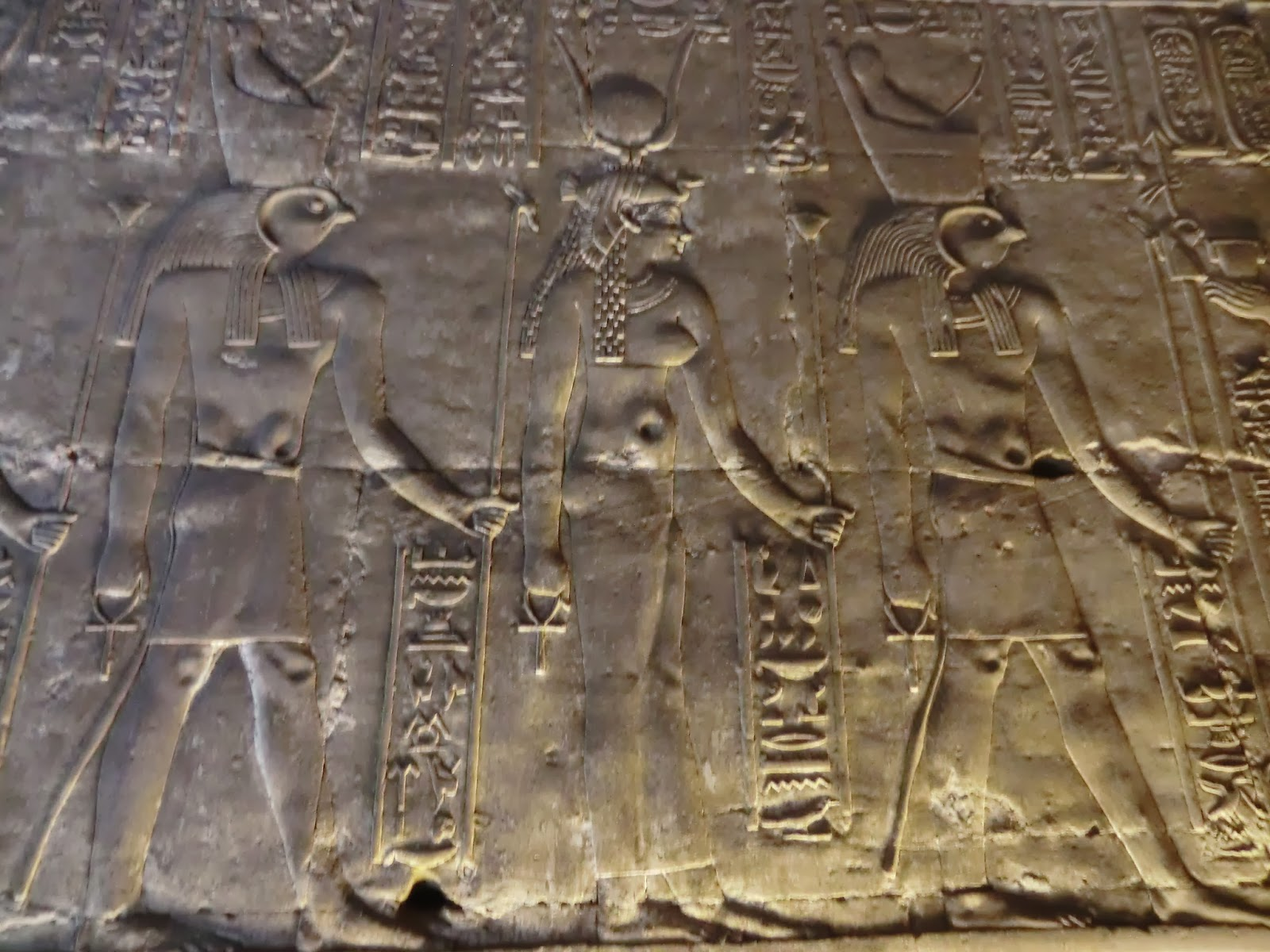 Horus relieve