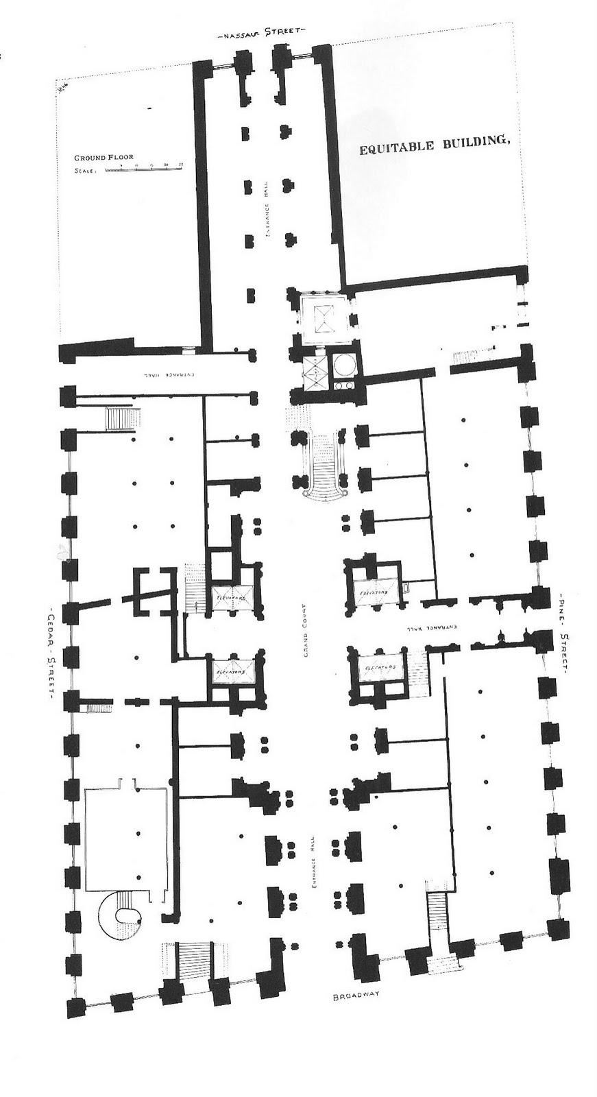10 Floors Building Plant