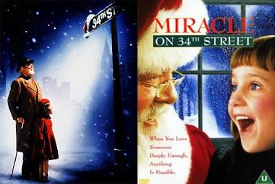 Pelicula Clásica de Navidad - Milagro en la Calle 34