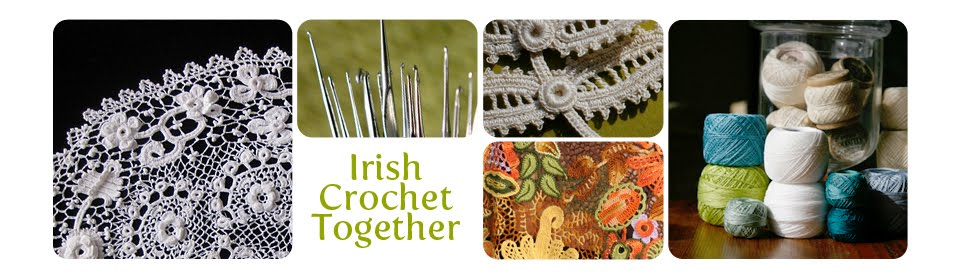 Irish Crochet Together