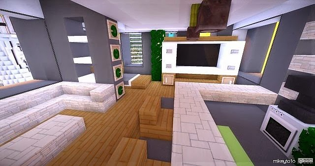 6minecraft - Minecraft Mods, Texture Packs and Tools: Modern HD Resource Pack 1.7.2/1.6.4/1.6.2