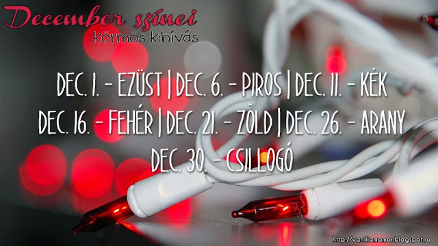 December színei