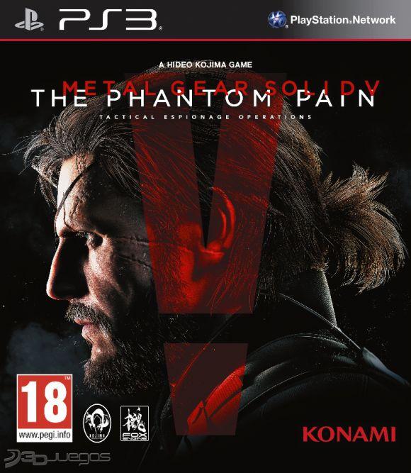 METAL GEAR SOLIDV The Phanthom Pain